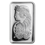 5 gram Pamp Suisse Silver Bar - Fortuna (In Assay) .999 Fine
