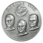 4.41 oz Silver Round - APOLLO 13 .999 Fine