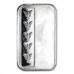 1/2 oz (Secondary Market) Silver Bar .999 Fine