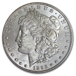1893-CC Morgan Dollar - Brilliant Uncirculated