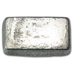 3 oz Engelhard Silver Bar (Vintage / Poured) .999 Fine