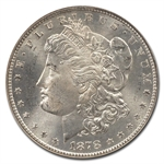 1878-CC Morgan Dollar - MS-65 NGC
