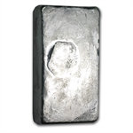 10 oz Johnson Matthey Silver Bar (Poured)