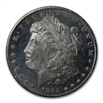 1884-CC Morgan Dollar MS-63 DPL NGC - GSA Certified