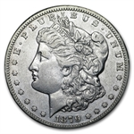 1879-CC Morgan Dollar - (Clear CC) Extra Fine