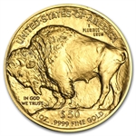 1 oz Gold Buffalo - Random Year