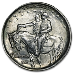 1925 Stone Mountain Half Dollar - Brilliant Uncirculated