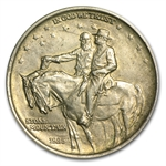 1925 Stone Mountain Almost Uncirculated