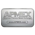 5 oz APMEX Silver Bar .999 Fine