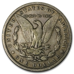 1888-O Morgan Dollar Fine VAM-4 Hot Lips Doubled Die Top-100