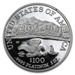 1 oz Proof Platinum American Eagle - Random Year (Capsule Only)