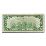 1928-A (G-Chicago) $100 FRN (Very Fine) Light Green