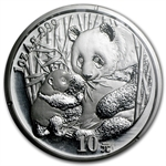 2005 1 oz Silver Chinese Panda - (Sealed)