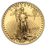 2005 1/10 oz Gold American Eagle - Brilliant Uncirculated
