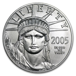 2005 1 oz Platinum American Eagle - Brilliant Uncirculated