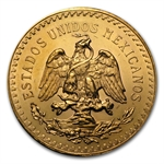 Mexico 1944 50 Pesos Gold Coin (AU/BU)