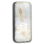 1 kilo (32.15 oz) Johnson Matthey Silver Bar (Serial # / Canada)