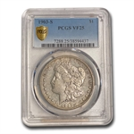 1903-S Morgan Dollar VF-25 PCGS