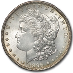 1896 Morgan Dollar MS-65 Paramount International Coin Company