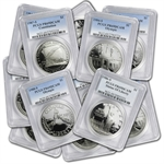 U.S. Mint $1 Silver Commemorative PCGS MS/PR-69 DCAM