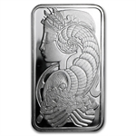 1 oz Pamp Suisse Silver Bar - Fortuna (Secondary Market)