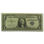 1957's* $1.00 Silver Certificates Very Good-Very Fine - Star Note