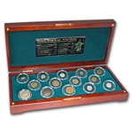 Christianity Through The Ages - 14 Coin Collection