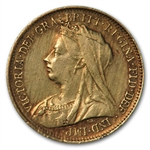 Great Britain 1/2 Sovereign Gold Victoria Off Quality
