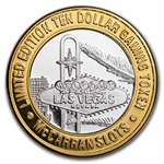 1.4 oz .999 Fine Silver - Grand Casino Gaming Tokens (Various)