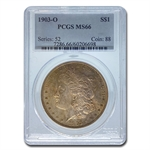 1903-O Morgan Dollar MS-66 PCGS