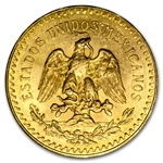 Mexico 1931 50 Peso Gold (AU/BU)