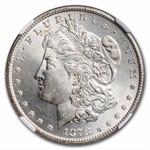 1878-CC Morgan Dollar - MS-64 NGC