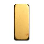 10 gram Degussa Gold Bar .9999 Fine (Stamped)