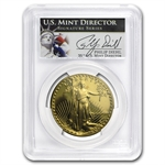 1987-W 1 oz Proof Gold American Eagle PR-70 PCGS