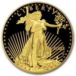 2002-W 1 oz Proof Gold American Eagle PR-70 PCGS