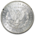 1880-CC Morgan Dollar MS-62 VAM-4 80/79 Top-100 - GSA Holder