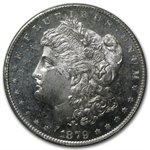 1879-S Morgan Dollar - MS-63 PCGS
