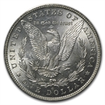 1881-O Morgan Dollar - MS-63 PCGS