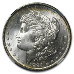 1881-S Morgan Dollar - MS-65 NGC