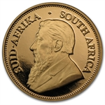 2002 1/2 oz Proof Gold South African Krugerrand