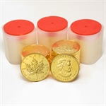 2009 1 oz Gold Canadian Maple Leaf