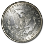 1878-1904 Morgan Dollar - MS-66 NGC