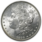 1898 Morgan Dollar - MS-63 PCGS