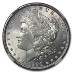 1900 Morgan Dollar - MS-63 NGC