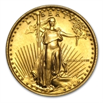1988 MCMLXXXVIII 1/10 oz Gold Eagle Brilliant Uncirculated