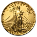 1994 1/4 oz Gold American Eagle - Brilliant Uncirculated