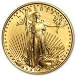 1996 1/4 oz Gold American Eagle - Brilliant Uncirculated