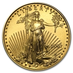 2001 1/4 oz Gold American Eagle - Brilliant Uncirculated