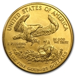 1993 1/2 oz Gold American Eagle - Brilliant Uncirculated