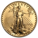 1994 1/2 oz Gold American Eagles - Brilliant Uncirculated